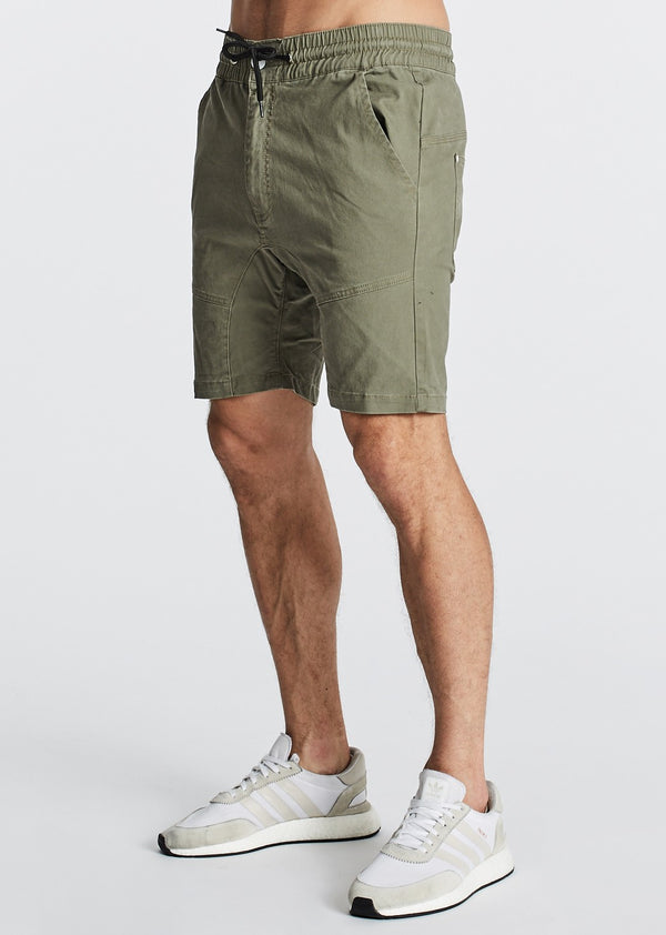 Commander Shorts Dusty Olive