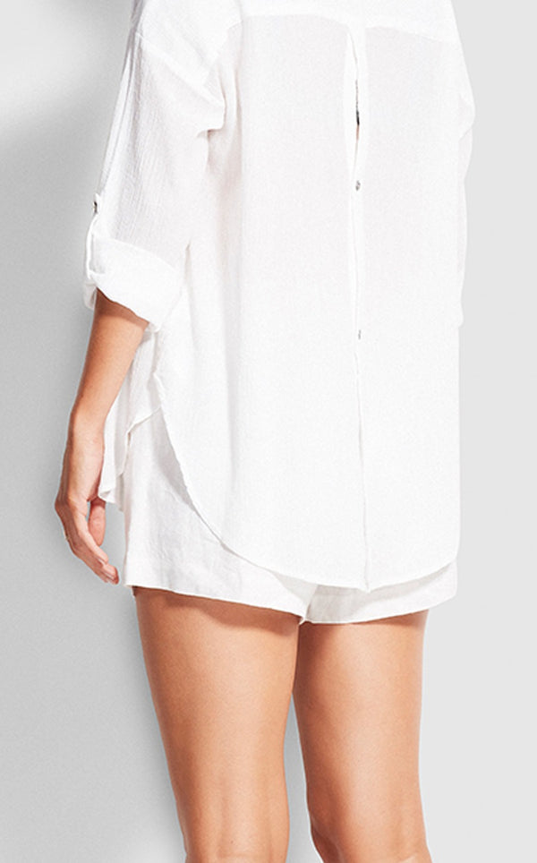 Seafolly Australia Essential Linen Short