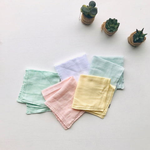 Organic Muslin Wash Cloth-Lil' Tati
