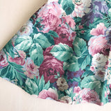 Azalea Dress in Vintage Flowers Print-Lil' Tati