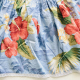 Peony Dress in Hawaiian Blue-Lil' Tati