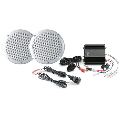 Poly-Planar MP3-Kit w/ME-50 MA-4055 - (Pair) White IC35