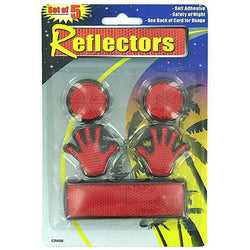 Self-Adhesive Reflectors ( Case of 96 )