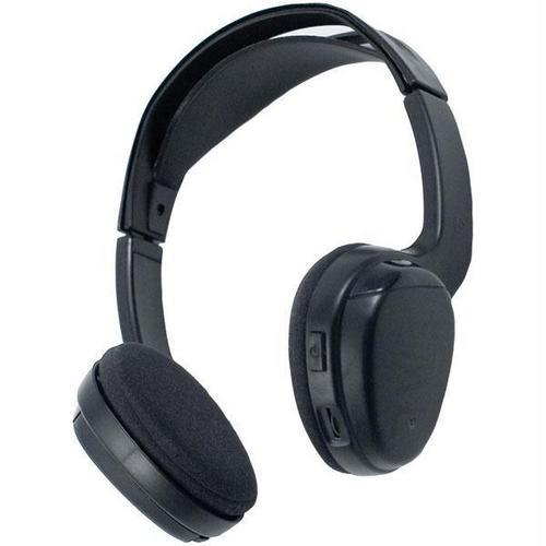 Power Acoustik WLHP-100 Wireless IR Headphones