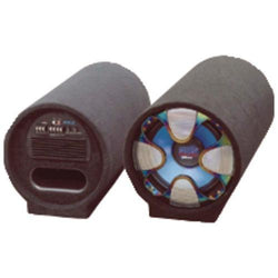 "Pyle Pro Blue Wave Series Amplified Subwoofer Tube System (8"", 250 Watts) (pack of 1 Ea)"