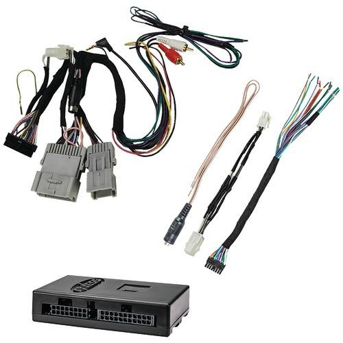Axxess 2000-2013 Gm Data Interface With Swc (pack of 1 Ea)