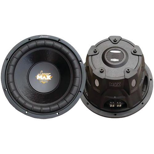 "Lanzar Maxpro Series Small 4ohm Subwoofer (6.5"", 600 Watts) (pack of 1 Ea)"
