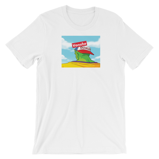 Piccolo Gokuu Hat Shirt
