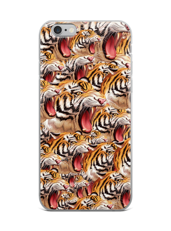 Tiger Roar - iPhone Case Samsung & iPhone