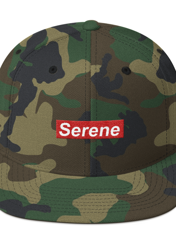 RY Serene Snap Back Hat - Limited Edition