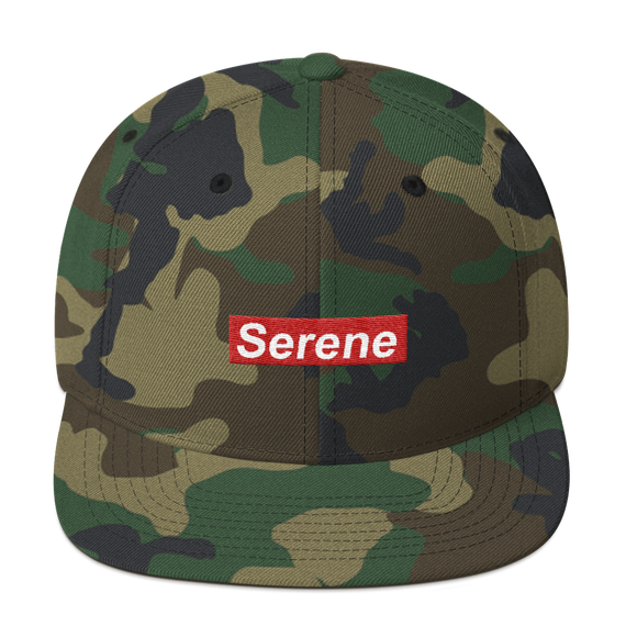 ed80f21a48b RY Serene Snap Back Hat - Limited Edition – Vanshe Society