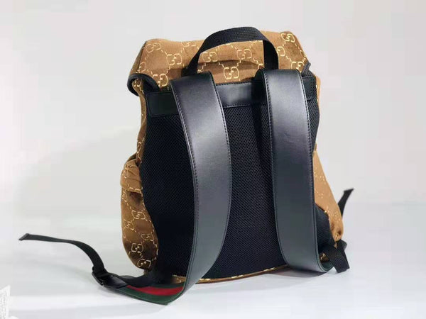 Kha'ucci Velvet Backpack