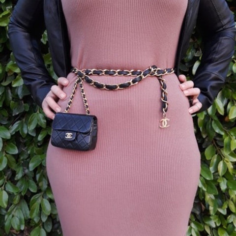 Mini Flap Belt Bag
