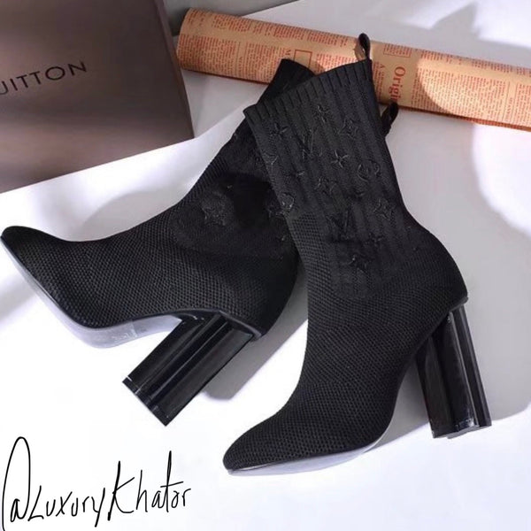 Silhouette Ankle Boots