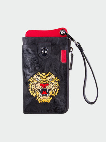 TRAVEL WALLET, DOBUTSU TORA