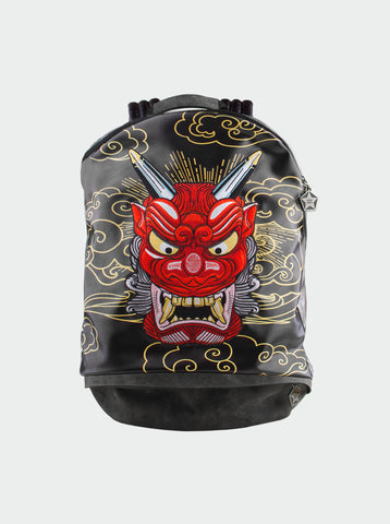 DAY BAG, YOKAI AKKI RED
