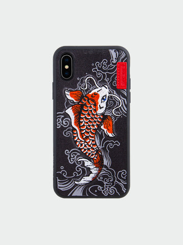 IREZUMI SHOWA GREY, IPHONE XS/XS MAX