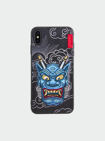 YOKAI AKKI BLUE, IPHONE XS/XS MAX