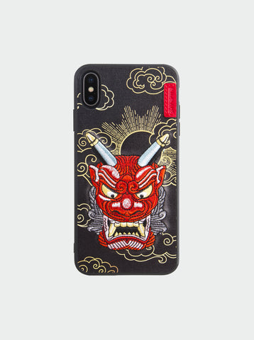 YOKAI AKKI RED, IPHONE XS MAX