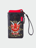 TRAVEL WALLET, YOKAI AKKI RED