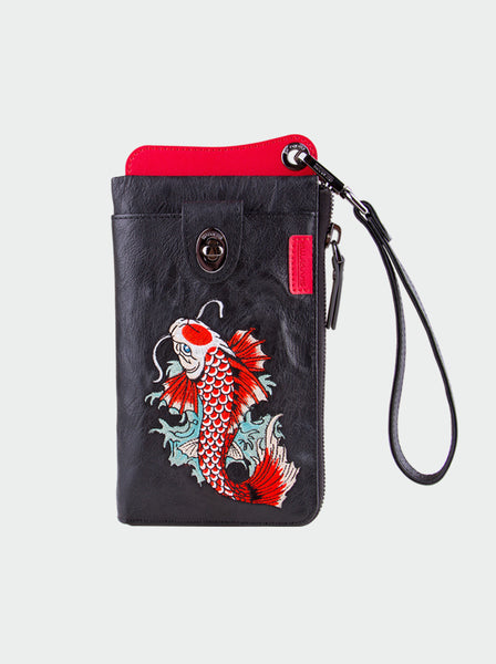 TRAVEL WALLET, IREZUMI JET KARP