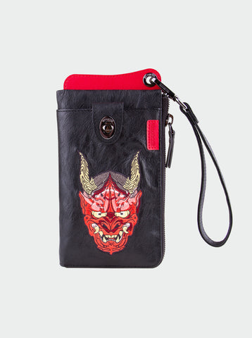 TRAVEL WALLET, IREZUMI ONI