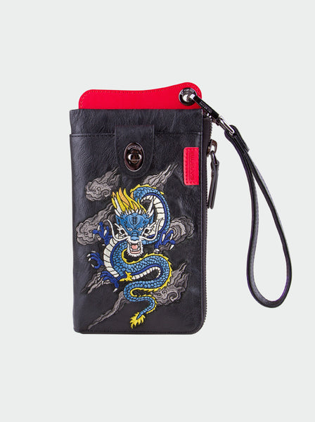 TRAVEL WALLET, YOKAI RYU