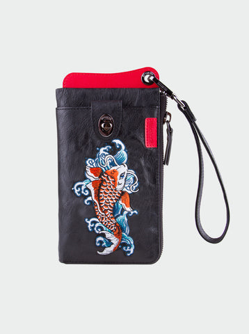 TRAVEL WALLET, IREZUMI SHOWA