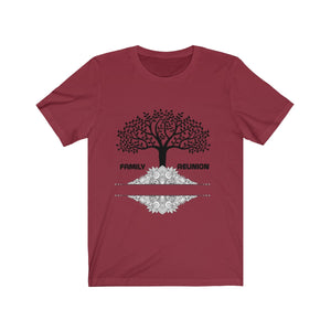 Tree Logo Family Reunion Unisex Tee