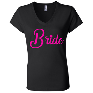 Pretty in Pink Bridal Tee