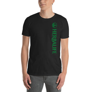 Men's T Shirt- Herbalife Vertical Logo