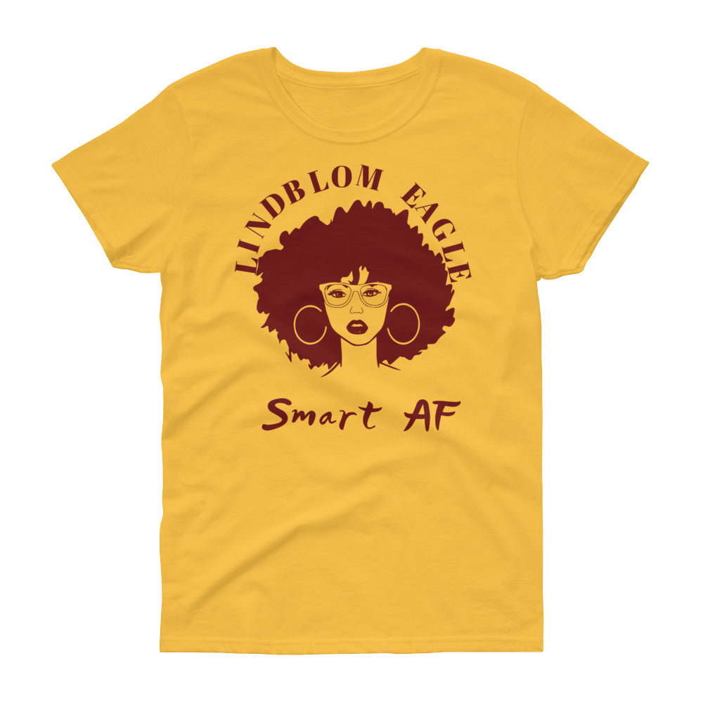 Lindblom Eagle Smart AF Ladies Tee