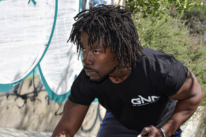 GNA Athlete Interview - Rashad Bailey