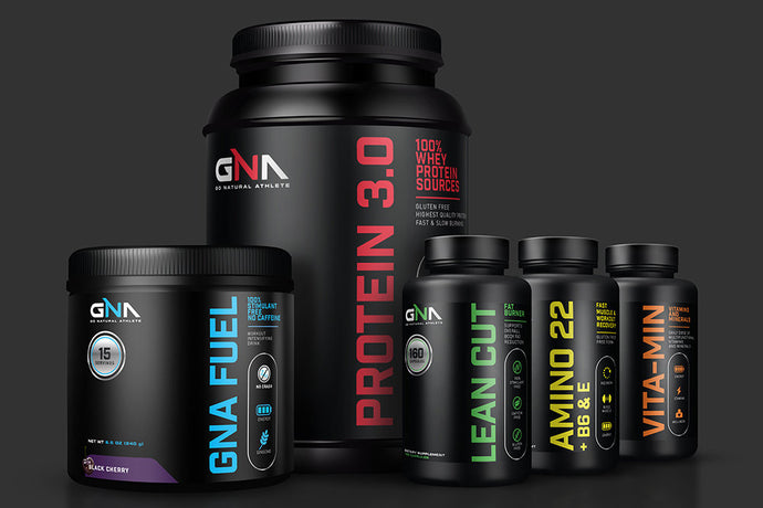 NATURAL ATHLETE FITNESS SUPPLEMENTS