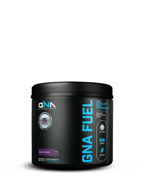 GNA Fuel - All Natural Stimulant Free Pre-Workout Drink