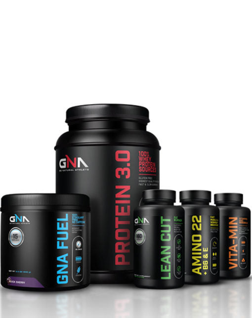 All Natural GNA Supplements - Promotional Package