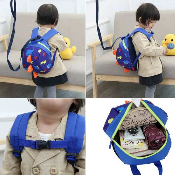 Anti-Lost DINOSAUR BACKPACK