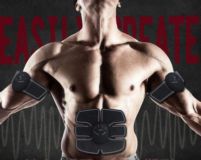 Smart Abs Muscle Trainer - 65% OFF
