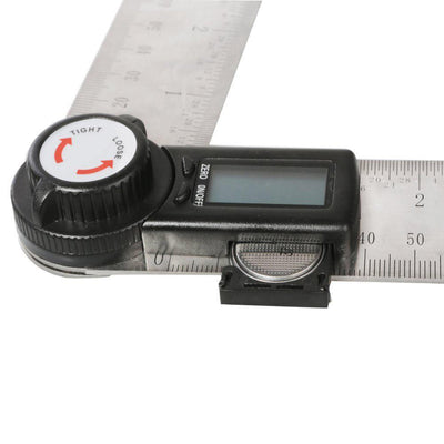 Digital Angle Finder Ruler