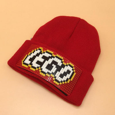 Bricky Blocks Beanie