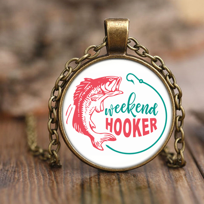 Weekend Hooker Necklace