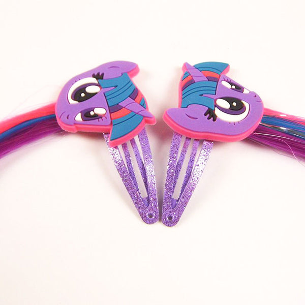 Lovely My Little Pony Wig Decoration