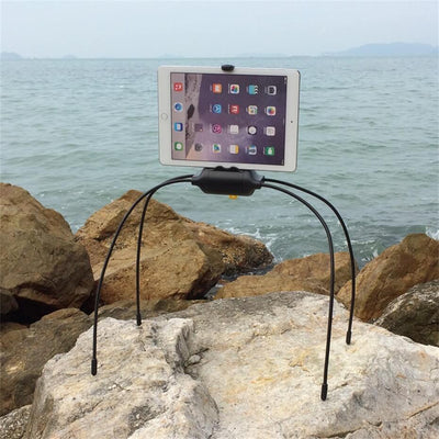 Tablet&Phone Stand for the Bed, Sofa, or Any Uneven Surface