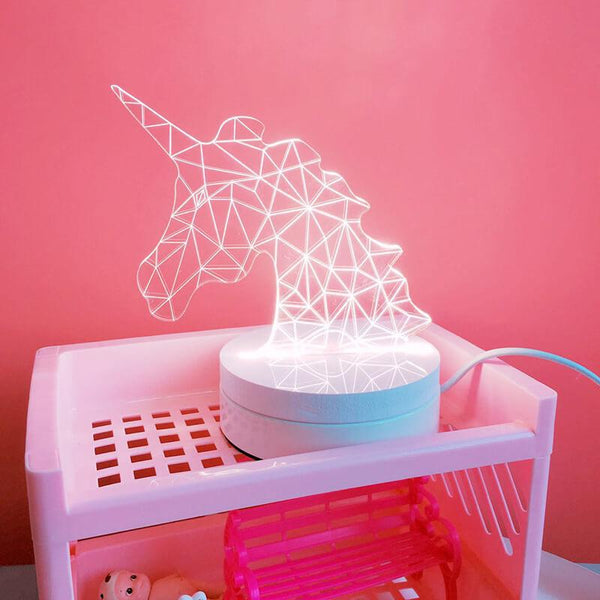 Unicorn Night Lamp