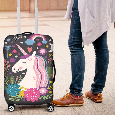 Unicorn Luggage Covers