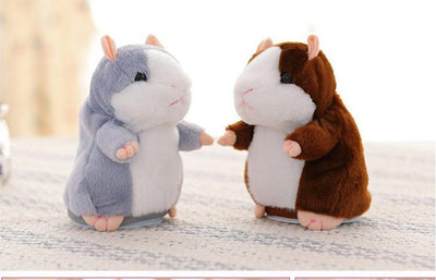 Hilarious Baby Talking Hamster Plush Toy (Limited Edition)