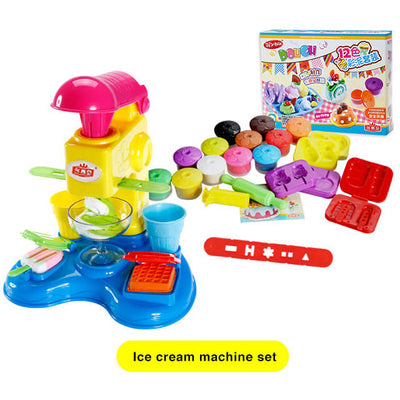 Creative DIY Plasticine Molding Set for Girls and Boys