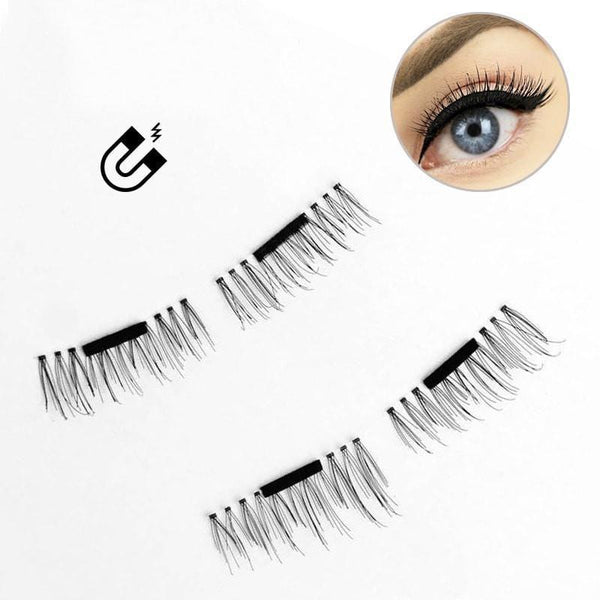 BST™️ Reusable Magnetic False Eyelashes - Magnetic Lashes(1 Pair)