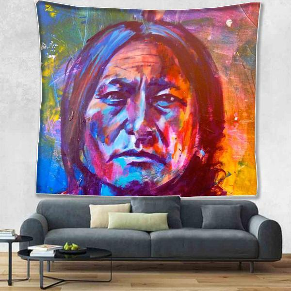 Native American Art TAPESTRY