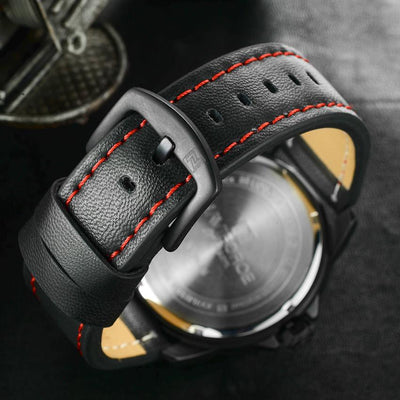 3D Face Military Watches